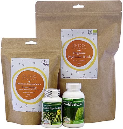 Home Detox From by Detox Fasting Pack From Detox Trading A Personal Fast Kit