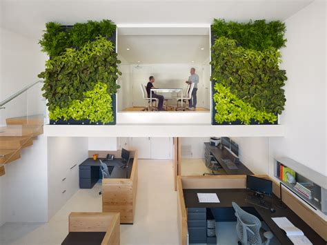 Vertical Garden Interior Office Vertical Garden Interior Decor Decosee