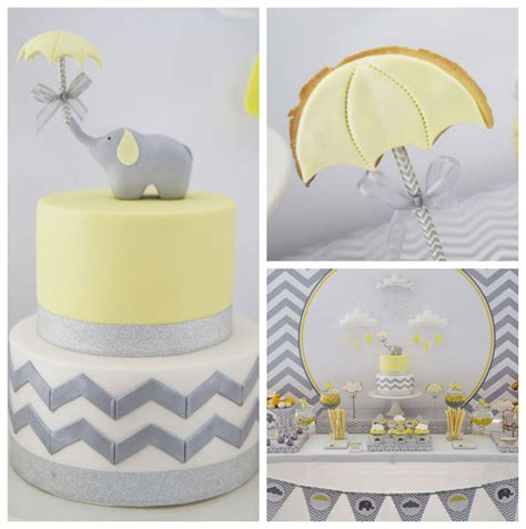 kara s party ideas grey elephant themed baby shower