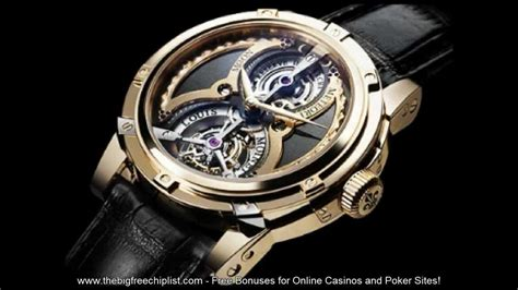 top 10 most expensive watches in the world 2013