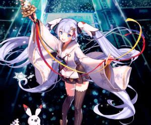 snow miku destiny child  wallpaper mylivewallpaperscom