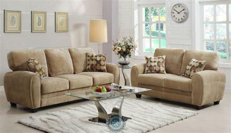 brown living room set rubin brown living room set from homelegance 9734br 3 2