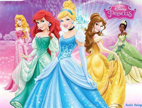 Princess New disney princess wallpaper new by fenixfairy on deviantart