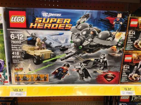 Premium Jor El Jorel Superman Lego Polybag lego superman of steel sets released jor el