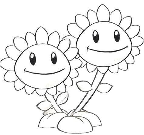 dibujos de plantas vs zombies para colorear e imprimir dibujo para colorear plants vs zombies 7