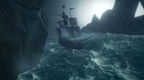 Black And The Ship Of Thieves xbox reveals how you become a pirate legend in sea of