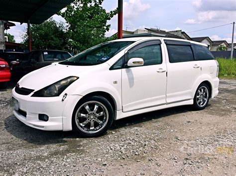 Car Types Mpv by Toyota Wish 2004 Type S 1 8 In Selangor Automatic Mpv