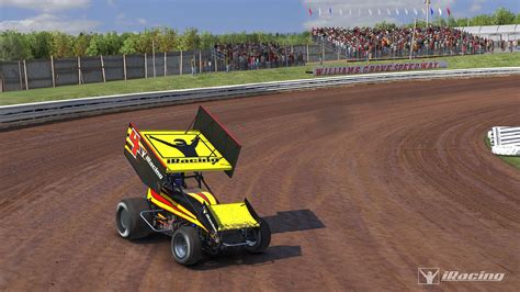 Track Racing 29 Pc 861 new iracing dirt trailer update due march 29th