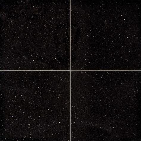 sle of 24x24 polished black galaxy granite tile