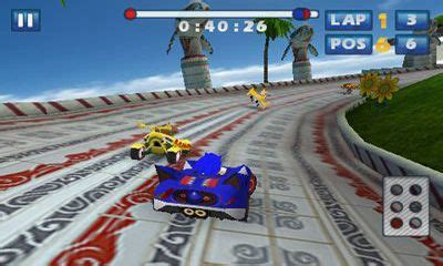 sonic and sega all racing apk free sonic sega all racing android apk sonic sega all racing free for