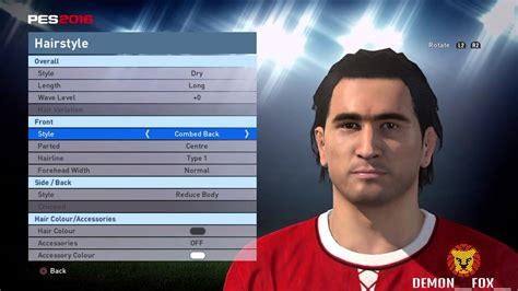 pes 2013 new hair styles 2015 pes patch pes 2015 all hairstyles youtube pes 2016 eric cantona face