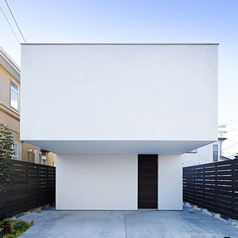 facade secret room wave is a surfer s house with a protruding windowless facade and a secret courtyard