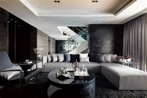 Synergistic modern spaces by steve leung futura home decorating