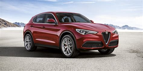 2017 Alfa Romeo Stelvio 2017 alfa romeo stelvio edition revealed photos 1