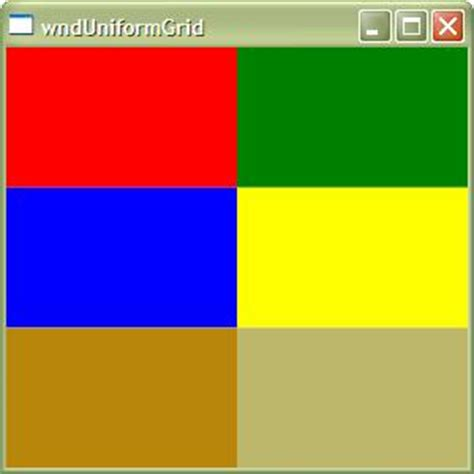 wpf layout elements wpf tutorial layout panels containers layout