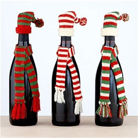 christmas crafts with wine bottles dump a day