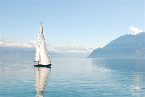 pictures of boats on the lake free photo lake boot water sailing boat free image