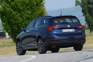 Fiat Wagon New Fiat Tipo Station Wagon Estate 2016 Review Pictures