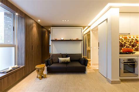 decoracion apartamento pequeño fotos apartamento pequeno projetado m 243 veis multifuncionais