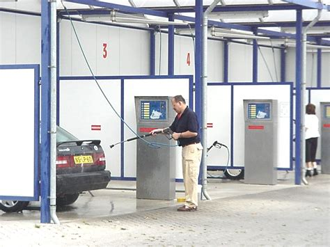 car wash systems simplify and speed up the car cleaning