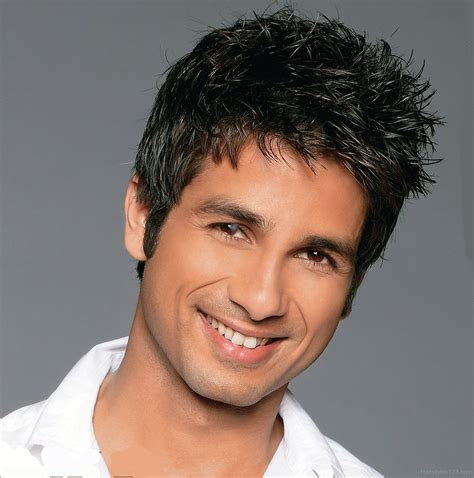 20 Best Hairstyles For Indian Men Mensxpcom | shahid kapoor short hairstyle holidays oo