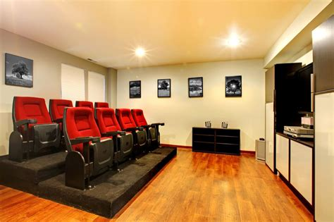 fixed seating  commercial theater clients