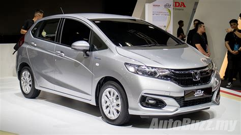 honda jazz honda jazz sport hybrid previewed in malaysia 135 hp