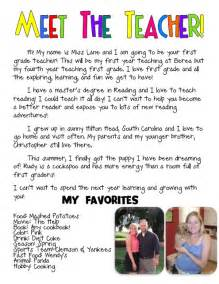 Parent Letter 1st Day Of School Laughing With Currently And Back To School Freebie Friday