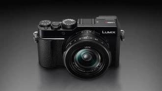 panasonic lumix lx ii kompaktkamera mit fourthirds sensor