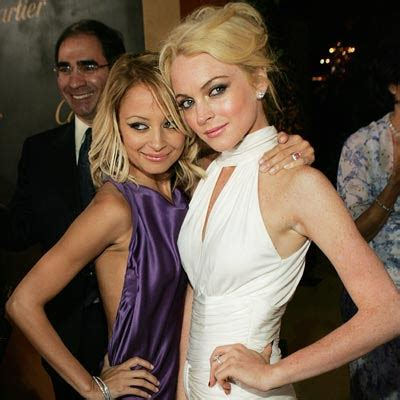Richie And Lindsay Lohan by Richie Lindsay Lohan Katy Perry Buzz