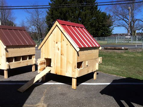 Handcrafted Chicken Coops - photo gallery of brimfield shed handcrafted outhouses