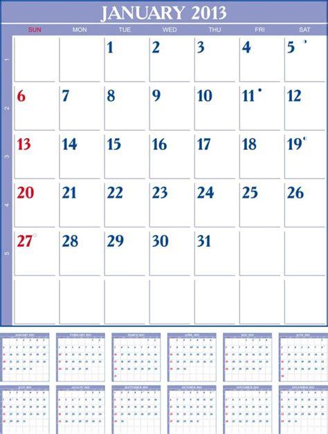 calendar design elements creative 2013 calendars design elements vector set 03