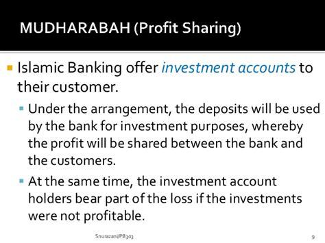 sharia bank accounts chapter 6 islamic banking 2