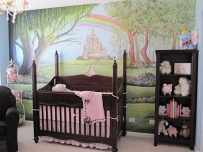 Enchanted Forest Nursery Decor Enchanted Nursery Rhyme Baby Decor