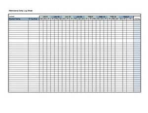 attendance template 38 free printable attendance sheet templates