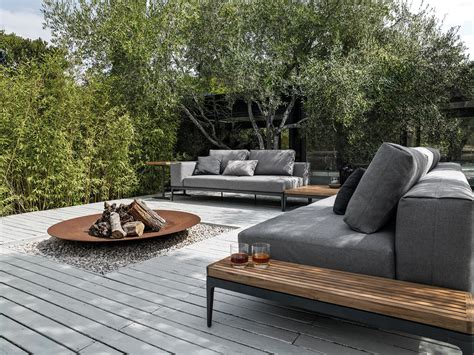 Designer Patio Furniture Outdoor Styling Bring The Indoors Out