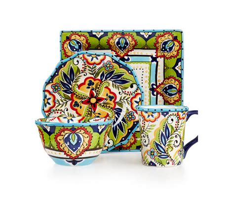 Pegboard Kitchen Ideas 187 Colorful Dinnerware Sets Macys At In Seven Colors