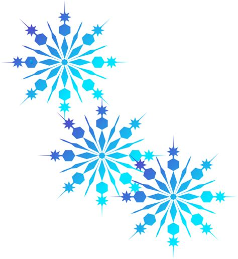 snowflake clipart snowflakes light blue clip at clker vector clip
