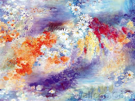 flower pattern for painting watercolor flower paintings artistic flower illustrations