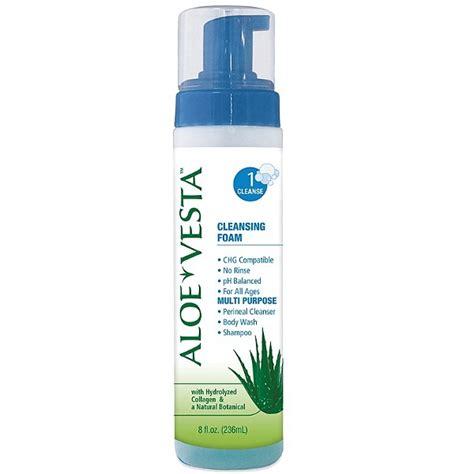 Detox Mouthwash Ultra Wash Shopping Instore by Aloe Vesta Cleansing Foam 8oz No Rinse Shoo Peri Wash