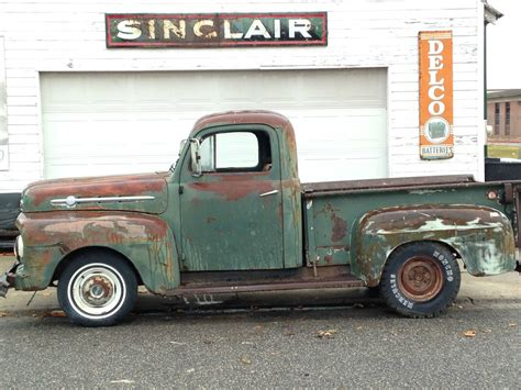 1952 Ford Truck by 1952 Ford F1 Flathead V8 Shortbed Truck Like 1948