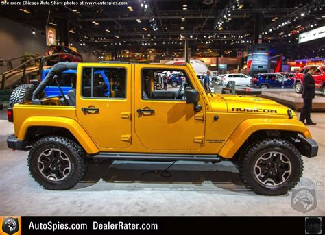 Jeep D Chicago Auto Show Look At Jeep S Electrifying D