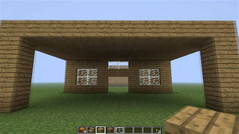 how to build a house how to make a simple house in minecraft