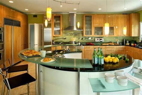 cocinas de diseno con isla 40 dise 241 os de modernas islas de cocina ideas con fotos