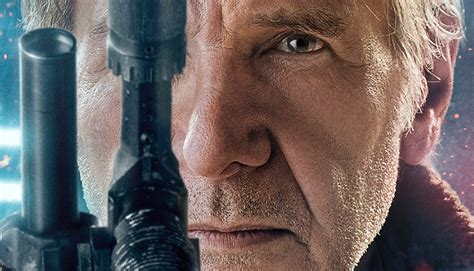 star wars han solo new quot star wars the force awakens quot character posters revealed inside the magic