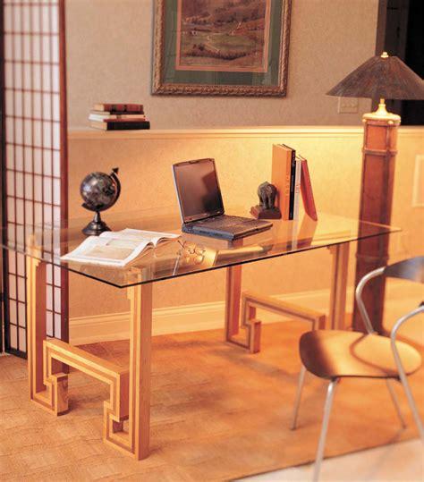 build  desk    popular woodworking magazine