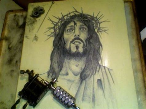fake skin for tattooing jesus on skin