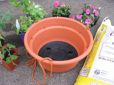 Inverted Tomato Planter by How To Make An Tomato Planter 187 Curbly Diy