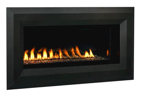 Ihp 43 Quot Vf Linear Fireplace Ng Insert Only At Menards 174 Menards Gas Fireplaces