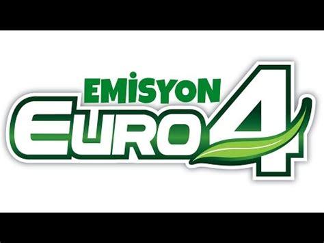 euro  emisyon standardi nedir trde  yilinda euro